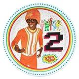 Party Destination Yo Gabba Gabba 2Nd Birthday Dinner Plates