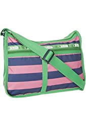 LeSportsac Deluxe Everyday Bag 2215, Rugby Stripe