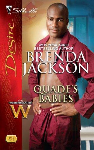 Image of Quade's Babies (Silhouette Desire)