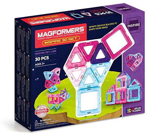 Magformers-Inspire-Set-30-pieces