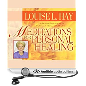 Meditations for Personal Healing (Unabridged)