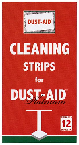 DustAid Cleaning Strips for DustAid Platinum