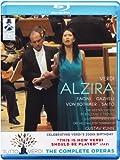 Verdi: Alzira [Blu-ray]