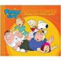 Family Guy Freakin' Sweet Trivia and Quotes TV Box Calendar 2011 - 5x6