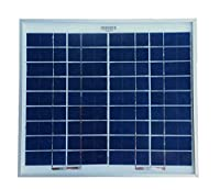 WindyNation 10 Watt 10W Polycrystalline ...
