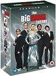 Big Bang Theory - Season 1-4 Complete...