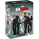 The Big Bang Theory - Seasons 1-4 [UK Import]