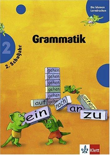 Die kleinen Lerndrachen, Training, Training Grammatik, 2. Schuljahr