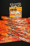 10 PACKETS ORANGE TANGO SOUR MEGA TOOBZ 22G