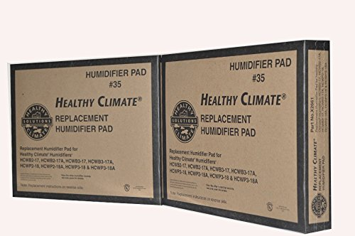 Lennox Healthy Climate Humidifier Pad # 35 Part No. X2661 Case of 2 (Lennox 35 compare prices)