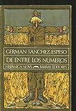 img - for De entre los numeros (Hispanica nova ; 37) (Spanish Edition) book / textbook / text book