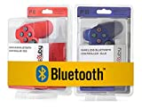 2-Pack eXuby Killer Red / Dark Blue Bluetooth Wireless Controllers Compatible With Sony PS3 And Playstation 3 (6-Axis And Dual-Vibration)