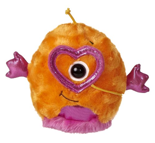 Aurora World Gumdrops: Bubble Gum Plush, 4.5""