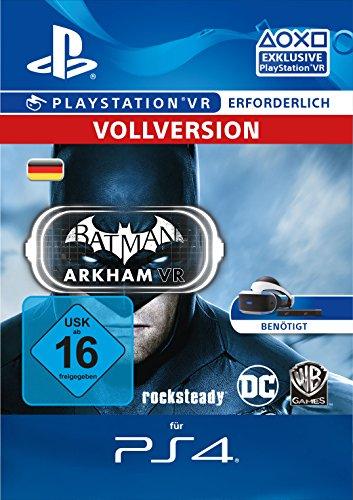 Batman: Arkham VR - Standard Edition [PSN Code - deutsches Konto]