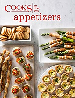 Book Cover: All-Time Best Appetizers