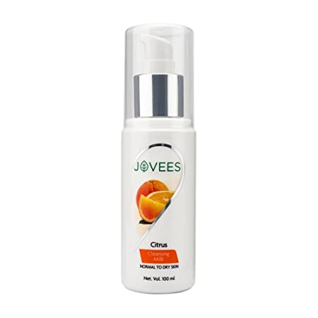 Jovees Citrus Cleansing Milk 200 ml at amazon