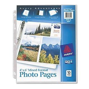 13401 Photo Album Refill