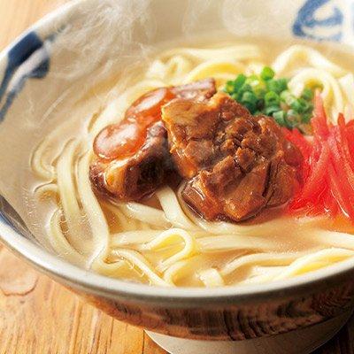 [沖縄のお土産]ソーキそば(生麺)(沖縄土産・国内土産)