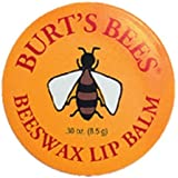 Burt's Bees Beeswax Lip Balm Tin -- 0.3 oz