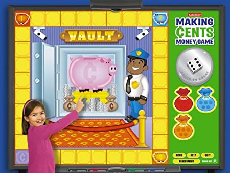 Making Cents Interactive Money Game