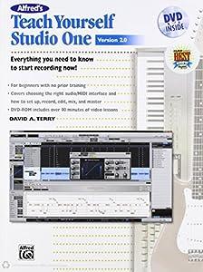 Alfred's Teach Yourself Studio One Vesion 2.0