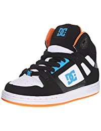 DC Rebound Youth Shoes Skate Shoe (Little Kid/Big Kid)