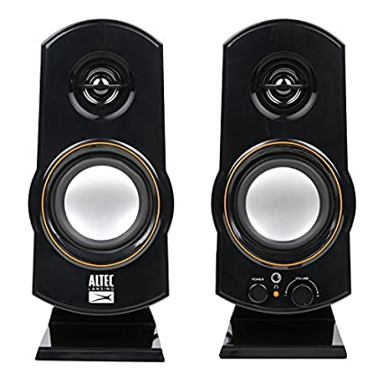 Altec Lansing Zine AL-SND24V2 2.0 PC Speakers