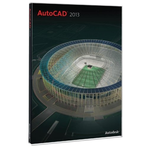 Autodesk AutoCAD 2013 Software (Autocad 2012 Software compare prices)