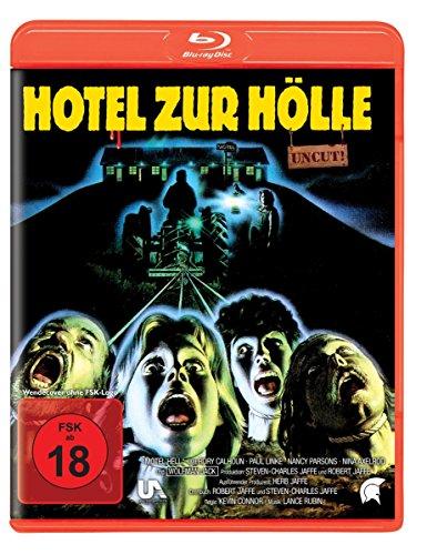 Hotel zur Hölle [Blu-Ray]