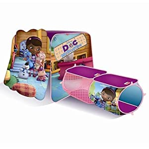 Playhut Doc McStuffins Discovery Hut Tent from Playhut