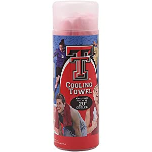 Buy NCAA Texas Tech Red Raiders Cooling Towel by Northwest