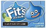 ロッテ Fit's<スライム味> 12枚&times;10個