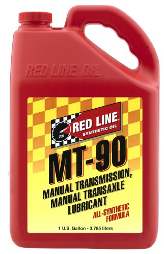 Red Line 50305 MT-90 75W90 GL-4 Gear Oil - 1 Gallon (Mazda Manual Transmission Fluid compare prices)
