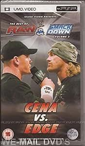 Cena Vs Edge: the Best of Raw [UMD pour PSP]