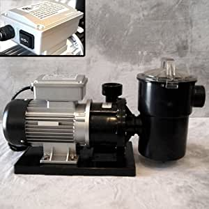 2 speed 2 hp above ground pool pump motor high for Above ground pool pump motor replacement