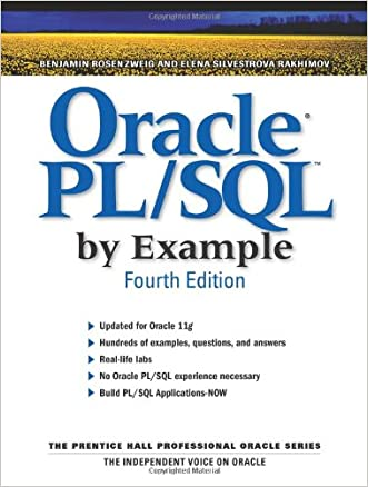 Oracle PL/SQL by Example (4th Edition)