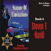 Statute of Limitations: Posadas County Mysteries #4 | [Steven F. Havill]