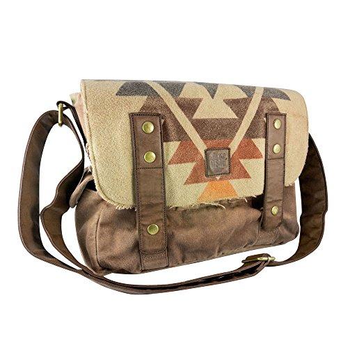 The Walking Dead Messenger Borsa Bag Daryl Dixon Poncho A Crowded Coop