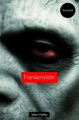 Frankenstein (illustrated)