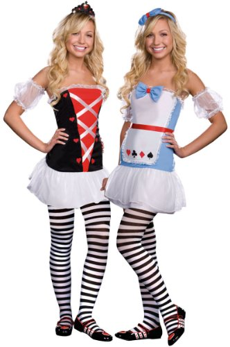 Dreamgirl - Tea For Two (Reversible) Teen Costume