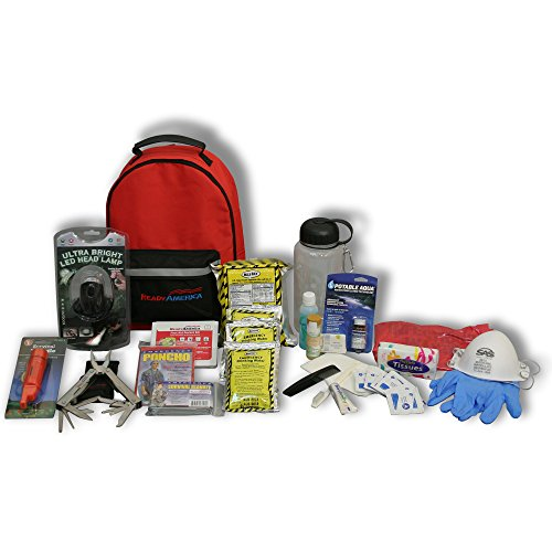 Ready-America-70185-Deluxe-Emergency-Kit-1-Person-3-Day-Backpack