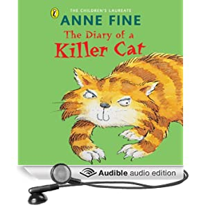 The Diary of a Killer Cat (Unabridged)