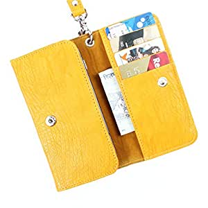 DooDa PU Leather Case Cover For Alcatel Idol Mini