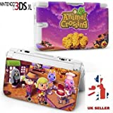 ANIMAL CROSSING Protective HARD CASE COVER For Nintendo 3DS XL Console In A Retail Pack. Ready For Fast 1st Class UK Post.