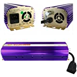 Apollo Horticulture APL1000 Hydroponic 1000 - Watt HPS MH Digital Dimmable Electronic Ballast for Grow Lights