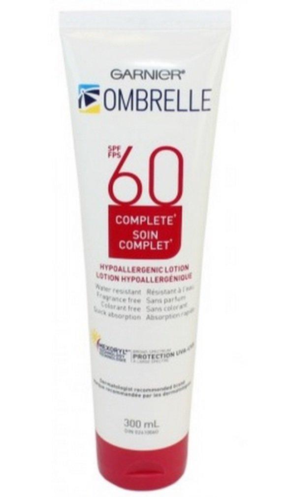 Amazon.com: Ombrelle Complete 60 SPF 300ml: Beauty