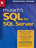 Murach's SQL for SQL Server (1890774162) by Bryan Syverson