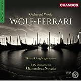Wolf-Ferrari: Orchesterwerke