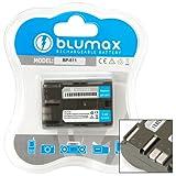 Blumax ® Canon BP-511 BP511 BP 511 Battery for EOS 10D, 20D, 20Da, 300D, 30D, 40D, 50D, 5D, D30, D60, PowerShot G1, G2, G3, G5, G6, PowerShot Pro1, PowerShot Pro90 IS
