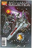 Battlestar Galactica Comic Book #5 Cylon Foil Limited Edition